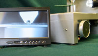 LCD Video Screen & Camera System