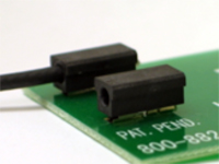 This connector offers a cost-efficient, reliable solution for RG174/U or RG316/U coaxial cable terminations.