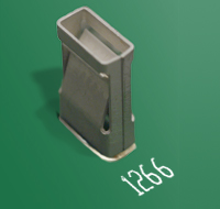 Surface Mount Box Receptacles provide placement flexibility to suit a variety of applications.